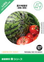 創造素材 食シリーズ[49]夏の旬食材(果物・野菜)【メール便可】