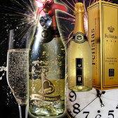 【名入れ専門】【名入れ プレゼント】【 酒 】【 ワイン 】 フェリスタス Felistas 22カラットの金箔入りプレミアムスパークリングワイン