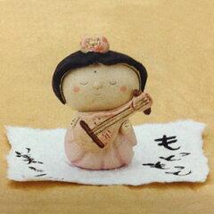 手作り、手書きで作られた、七福神の置物です。家に飾ったり、プレゼントにも最適です!七福神 ...