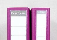 【EXACOMPTA/エグザコンタ】2穴アーチファイルビビッドカラー【A4タテ型】【ファイルバインダー】【文房具/文具/デザイン/おしゃれ/ステーショナリー】【デザイン/おしゃれ/海外/輸入】【デザイン文具ならイーオフィス】