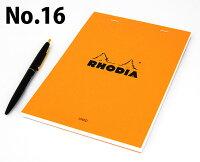【RHODIA】ブロックロディアNo.16(cf16200)