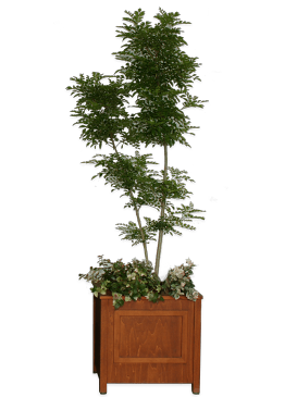 プランティング ファーニチャー NewPF450 /ベランダやバルコニー専用に開発された植栽用システムコンテナ