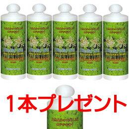 桧水(ヒノキ水)5コセット+1本プレゼント