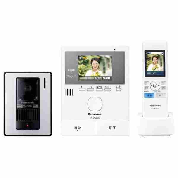 住宅設備家電, ドアホン・インターホン  Panasonic DECTVL-SWD302KLVLSWD302KL