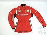 【送料無料】フェラーリ2012年給品中綿入りウィンタージャケットメンズM4/5(海外直輸入F1非売品USEDグッズ)
