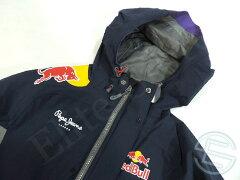【送料無料】レッドブル2015年支給品2ピースジャケットユニセックスXSnew(海外直輸入F1非売品グッズ)