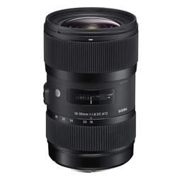 【送料無料】シグマ 18-35mm F1.8 DC HSM ニコン用 (Nikon 交換レンズ)