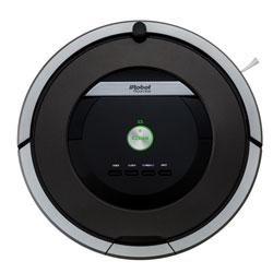 【送料無料】【あす楽】 アイロボット(iRobot) ロボット掃除機 ルンバ871 R871060 ピューターグ...