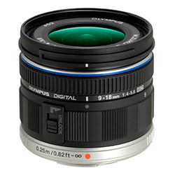 ◎オリンパス M.ZUIKO DIGITAL ED 9-18mm F4.0-5.6 《デジカメオンライン》