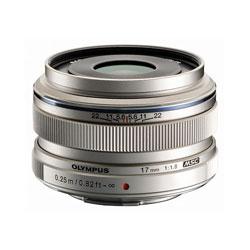 【送料無料】オリンパス M.ZUIKO DIGITAL 17mm F1.8 《12月中旬発売予定》
