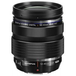 【送料無料】【あす楽】 オリンパス M.ZUIKO DIGITAL ED 12-40mm F2.8 PRO ブラック (交換レンズ)