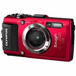 【送料無料】【あす楽】 オリンパス STYLUS TG-3 Tough RED レッド (コンパクトデジタルカメラ)