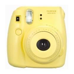 フジフイルム インスタントカメラ instax mini 8 チェキ Yellow(イエロー)