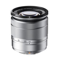 【送料無料】フジフイルム XC16-50mm F3.5-5.6 OIS シルバー 《9月発売予定》