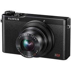 【送料無料】【あす楽】 フジフイルム XQ1 ブラック (コンパクトデジタルカメラ)