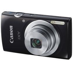 【あす楽】 キヤノン IXY 120 ブラック (Canon コンパクトデジタルカメラ)