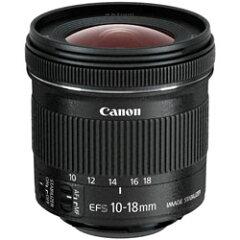 【送料無料】キヤノン EF-S10-18mm F4.5-5.6 IS STM 《6月上旬発売予定》