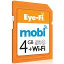 【メール便送料無料】 アイファイジャパン Eye-Fi Mobi 4GB [EFJ-MO-04]