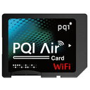 【メール便送料無料】 PQI Wi-Fi機能付きSD変換アダプター 6W21-0000R1