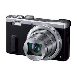 【送料無料】【あす楽】 パナソニック LUMIX DMC-TZ60-S シルバー (コンパクトデジタルカメラ)