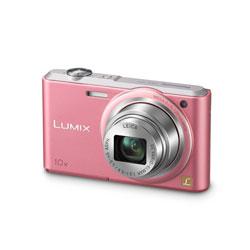 【あす楽】 パナソニック LUMIX DMC-SZ3-P ピンク