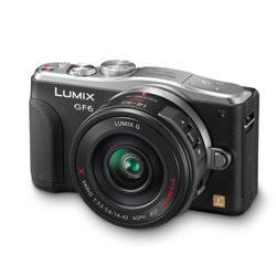 【送料無料】パナソニック LUMIX DMC-GF6X-K レンズキット ブラック 《4月24日発売予定》