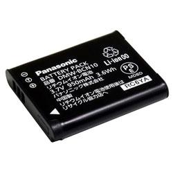 パナソニック DMW-BCN10 バッテリーパック 《6月20日発売予定》