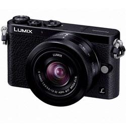 【送料無料】【あす楽】 パナソニック LUMIX DMC-GM1K-K レンズキット ブラック (ミラーレス一...