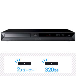 【送料無料】東芝 REGZA ブルーレイディスクレコーダー DBR-Z110