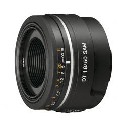 ◎SONY DT 50mm F1.8 SAM 《デジカメオンライン》