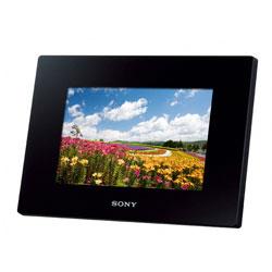 [Tomorrow] Sony 7 inches digital photo frame DPF-D720 B Black