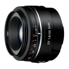 ◎ソニー DT 35mm F1.8 SAM SAL35F18 《デジカメオンライン》 【あす楽対応】