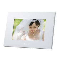 【あす楽】 ソニー 7インチ デジタルフォトフレーム DPF-D720 W ホワイト