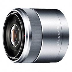 【送料無料】【あす楽】 ソニー E 30mm F3.5 Macro SEL30M35 【after1207】