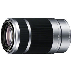 【送料無料】【あす楽】 ソニー E 55-210mm F4.5-6.3 OSS SEL55210 (Sony 交換レンズ)