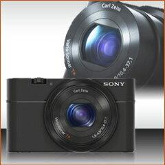 【送料無料】【あす楽】 ソニー Cyber-Shot DSC-RX100 (Sony コンパクトデジタルカメラ)
