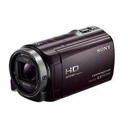 【送料無料】【あす楽】 ソニー デジタルHDビデオカメラレコーダー HDR-CX430V ボルドーブラウン
