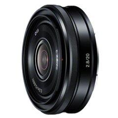 【送料無料】ソニー E 20mm F2.8 SEL20F28 《3月8日発売予定》