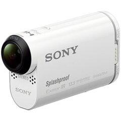 【送料無料】【あす楽】 ソニー デジタルHDビデオカメラレコーダー HDR-AS100V W