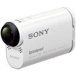 【送料無料】【あす楽】 ソニー デジタルHDビデオカメラレコーダー HDR-AS100V W (Sony ビデオ...