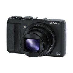 【送料無料】ソニー Cyber-shot DSC-HX50V B ブラック 《発送の目安:約3-4週間後》