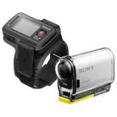 【送料無料】【あす楽】 ソニー デジタルHDビデオカメラレコーダー HDR-AS100VR