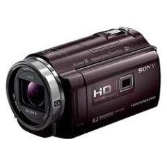 【送料無料】ソニー HDR-PJ540 ボルドーブラウン (Sony ビデオカメラ)【在庫限り】