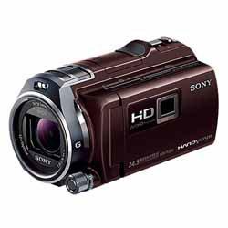 デジタルビデオカメラ「ハンディカム HDR-PJ800」