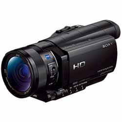 デジタルビデオカメラ「ハンディカム HDR-CX900」
