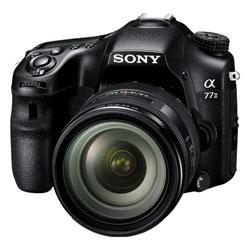 デジタル一眼レフカメラ「α77 II」