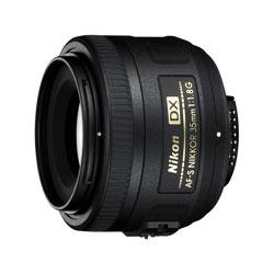 【あす楽】 ニコン AF-S DX 35mm F1.8G