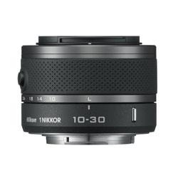 【送料無料】ニコン 1 NIKKOR VR 10-30mm f/3.5-5.6 ブラック