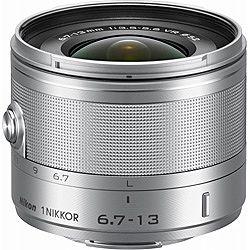 【送料無料】ニコン 1 NIKKOR VR 6.7-13mm f/3.5-5.6 シルバー