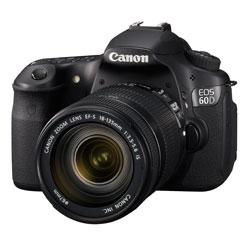 【ショッピングクレジット20回まで分割金利手数料無料】キヤノン EOS 60D EF-S18-135 IS レンズ...